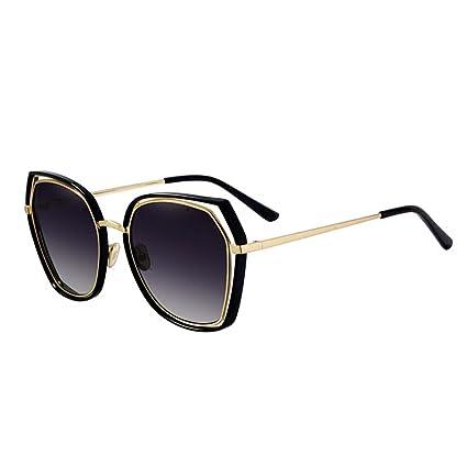 Taiyangjing HAIYING Gafas De Sol Mujer Polarized Dark Glass - Bloqueo UV Lentes Polarizadas De Alta