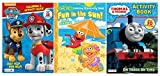 Best Sesame Street Friends Sticker Books - Bundle of 3 Coloring and Activity Books Review