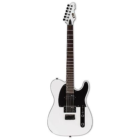 LTD Guitars & Basses TE-200M BLK- Guitarra eléctrica: Amazon.es: Instrumentos musicales