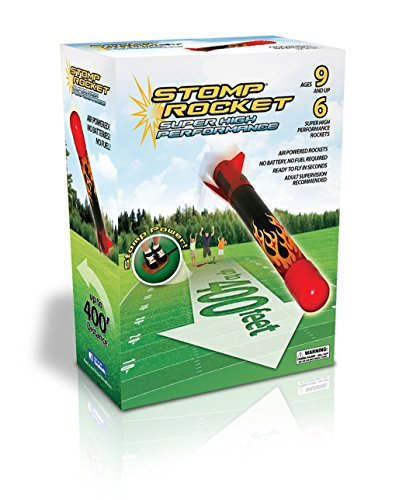 Stomp Rocket 30008 D. L. & Company
