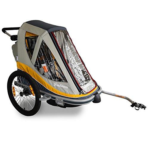 Bike Stroller Attachment - 9