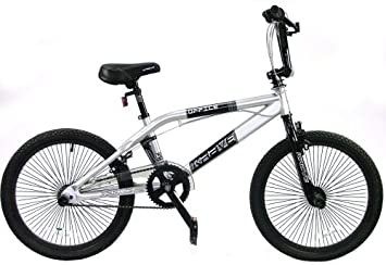 Krave Office Silver Bmx Bike Cheap Toys Games