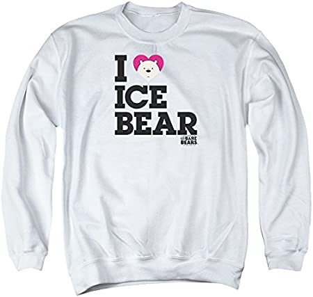 We Bare Bears - Sudadera - para Hombre