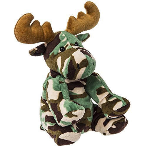 Mary Meyer Sweet Rascals Soft Toy, Camo Moose