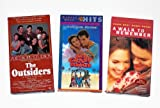 High School Romance Video Collection (3pk): One Crazy Summer; a Walk to Remember; the Outsiders