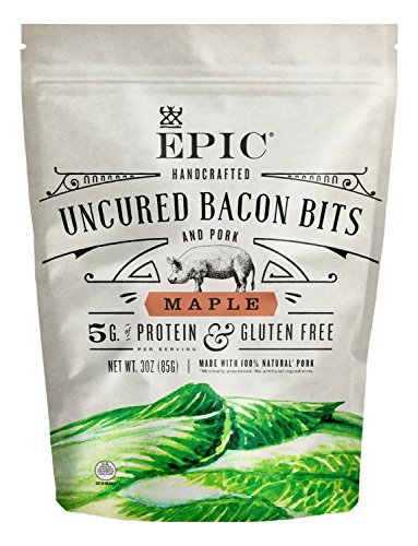 Epic Bacon Bits, Maple, 3 Ounce