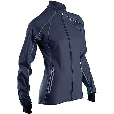 .com : SUGOi Women's Firewall 180 Jacket, Large, Coal Blue : Clothing