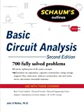 img - for Schaum's Outline of Basic Circuit Analysis, Second Edition (Schaum's Outlines) book / textbook / text book