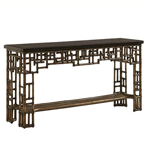 Tommy Bahama Home Royal Kahala Mystic Console (Tommy Bahama Rattan Furniture)