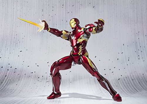 51P%2B5v1FGUL - S.H. Figuarts - Civil War - Iron Man Mark 46