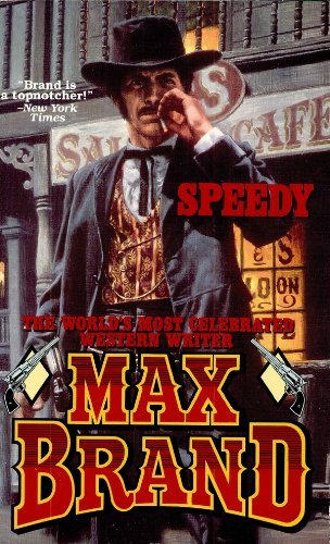 book cover of Speedy