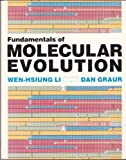 Fundamentals of Molecular Evolution, Li, Wen-Hsiung and Graur, Dan, 0878934529