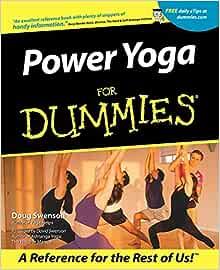 Power Yoga For Dummies: Doug Swenson: 9780764553424: Amazon ...
