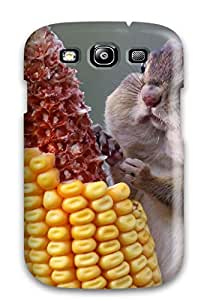 New Style New Arrival 2014 Chipmunk Cute Animal For Galaxy S3 Case Cover