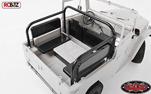 RC4WD Cruiser Seat Parts Tree Front Back Rear Bench Z-B0069 FJ 40 BLACK FJ40