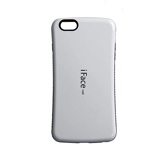 new product 9b467 816da Amazon.com: For iPhone 6 6s Plus 5.5 Inch Iface Mall Silm Case, [PC+ ...