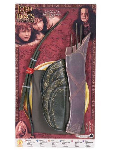 Rubies Lord of The Rings Legolas Costume Kit (Legolas Child)