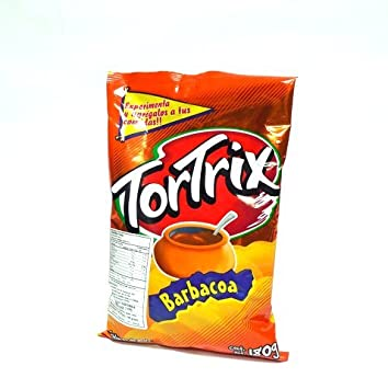 TORTRIX Chips (Barbecue, 2 Pack)