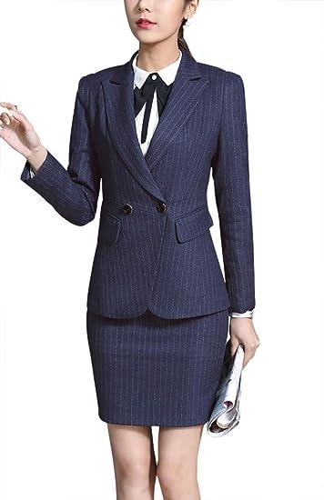 elegant shoes best prices durable in use Women's Three Pieces Office Lady Blazer Business Suit Set Women Suits Work  Skirt/Pant,Vest Jacket