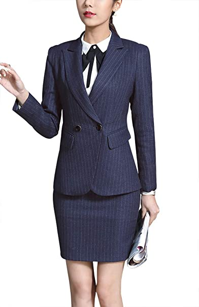largest selection of boy online sale LISUEYNE Women's Three Pieces Office Lady Blazer Business Suit Set Women  Suits for Work Skirt/Pant,Vest and Jacket