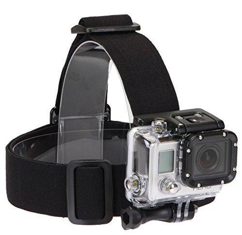 Sunpak 4 Piece Action Cam Accessory Kit for GoPro