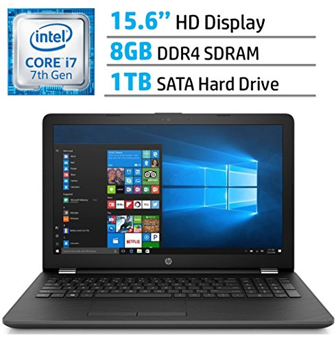 Compare HP 15.6 i7-7500 8G 1T (HP 15.6 i7-7500 8G 1) vs other laptops