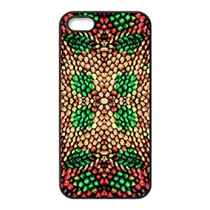 Serpentine CHA5040686 Phone Back Case Customized Art Print Design Hard Shell Protection Iphone 5,5S
