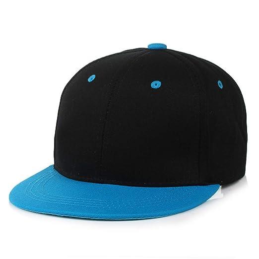 zhuzhuwen Sombrero de Hip Hop con Gorra de béisbol Color a Juego ...