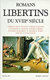 romans libertins du xviiie sie?cle bouquins french edition