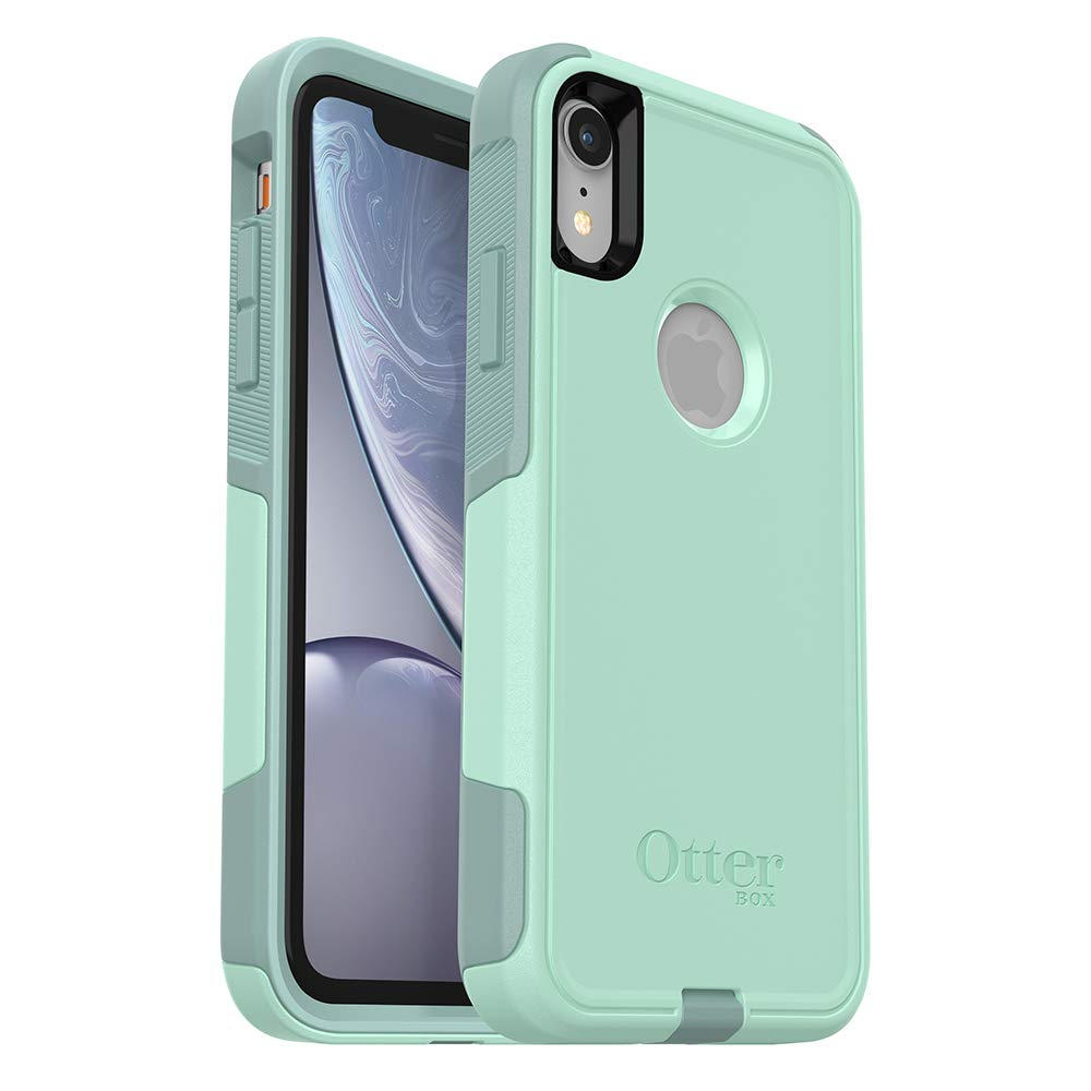 OtterBox Commuter Series Case for iPhone XR - Retail Packaging - Ocean Way (Aqua SAIL/Aquifer) by OtterBox