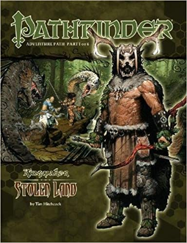 Pathfinder Adventure Path: Kingmaker Part 1 - Stolen Land