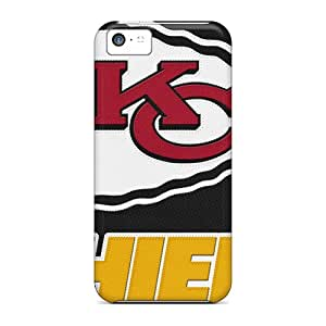 High-quality Durable Protection Case For Iphone 5c(kansas City Chiefs)