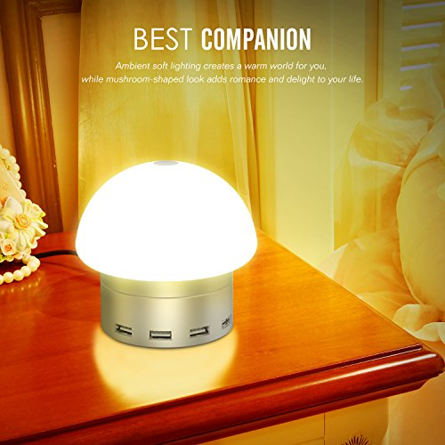 Moko Smart Led Desk Lamp Dimmable Eye Care Table Ambience
