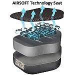 EXERPEUTIC-2500-Cyclette-da-scrivania-Regolabile-a-3-Vie-con-Sedile-Airsoft-e-APP-Gratuita