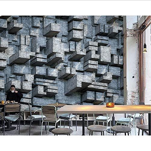 Weaeo Custom 3D Mural Wallpaper Modern Minimalista Sólido ...