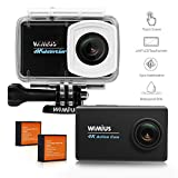 4K 16MP Wifi Sports Touchscreen Action Camera
