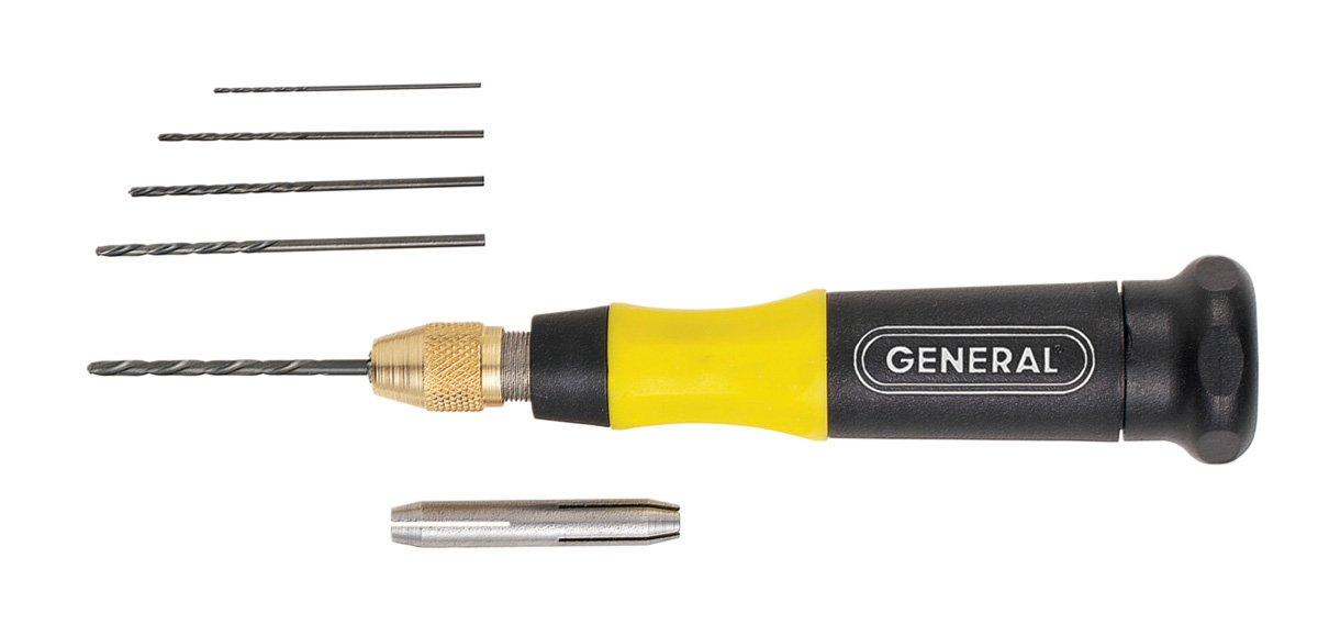 General Tools 75801 4-in-1 Pin Vise