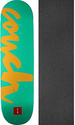 Chocolate TERSHY Nicknames Skate Deck-8.5 w/Mob Grip