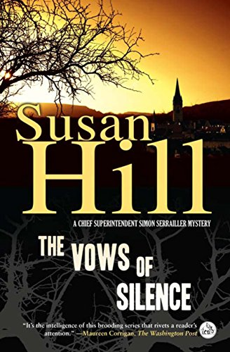The Vows of Silence: A Simon Serrailler Mystery