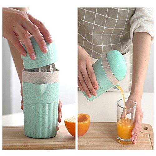 Manual Juicer,Fheaven  Newest 1Pc Manual Drink Orange Lemon