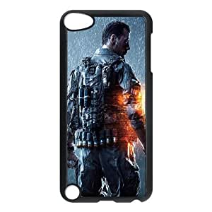 iPod Touch 5 Case Black Battlefield 4 Soldier 2 BNY_6699344