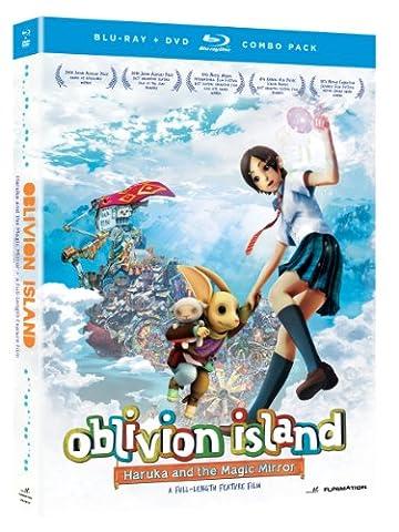 Oblivion Island: Haruka and the Magic Mirror (Blu-ray/DVD Combo) (Mirror Mirror Blue Ray)