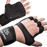 Cross Training Gloves - Men - Women - CrossFit Pull Up Workout