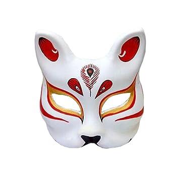 Maske Fur Erwachsene Karneval Saw Fasching Maske Kostume Geist Fuchs