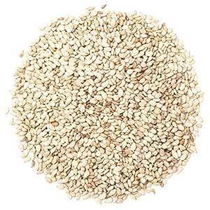 Semillas de sésamo Bio, 50 Libras - Eco, Ecológico, sin cáscara ...