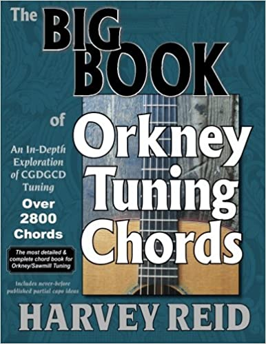 The Big Book Of Orkney Tuning Chords An In Depth Exploration Of