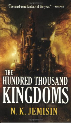 Book cover from The Hundred Thousand Kingdoms (The Inheritance Trilogy) by N. K. Jemisin