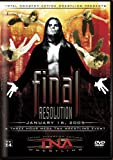 TNA Wrestling: Final Resolution 2005 by Jeff Jarrett, Kevin Nash, AJ Styles, etc. Monty Brown