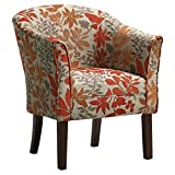 Charlton Home Lambert Club Chair, Accent Chair Review