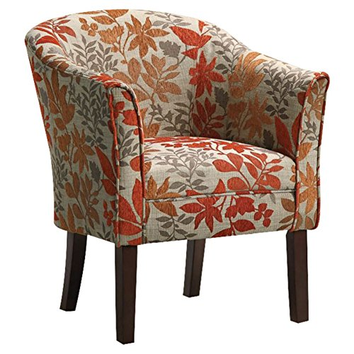 Charlton Home Lambert Club Chair, Accent Chair Review